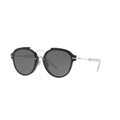 Diorclat Oval Sunglasses, ${color}
