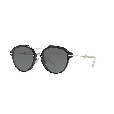 Diorclat Oval Sunglasses, ${color}