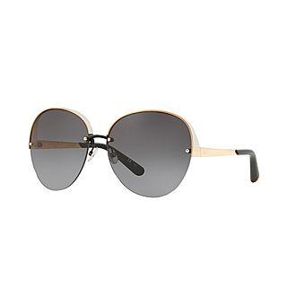 Diorsuperbe Oval Sunglasses