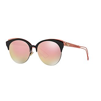 Dioramaclub Round Sunglasses