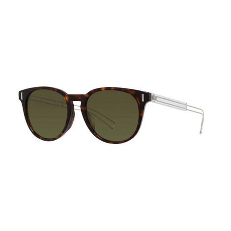 Blacktie Round Sunglasses 206FS, ${color}