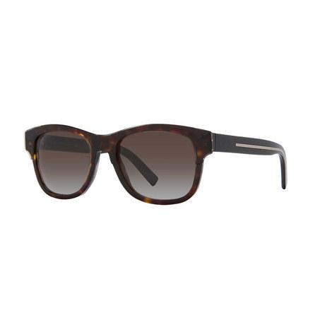 Blacktie Square Sunglasses 196S, ${color}