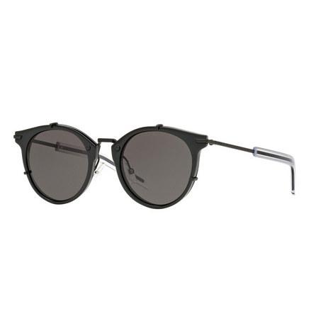 Cat Eye Sunglasses BV8163B, ${color}