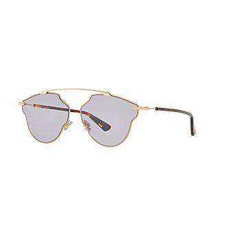 DiorSoRealPop Aviator Sunglasses