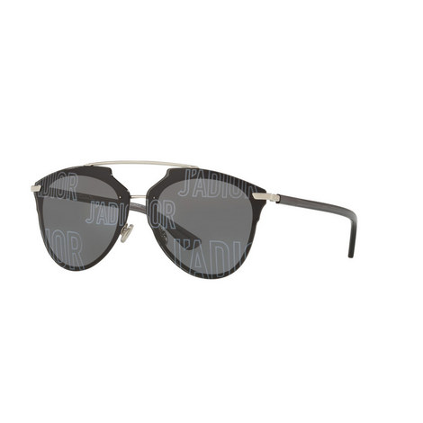 J'ADIOR DIORREFLECTED Aviator Sunglasses CD000820, ${color}