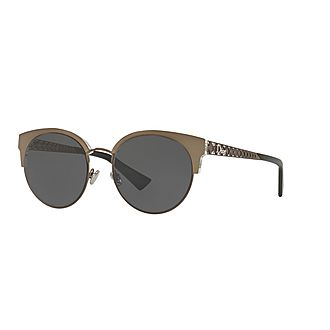Dioramamini Cat Eye Sunglasses