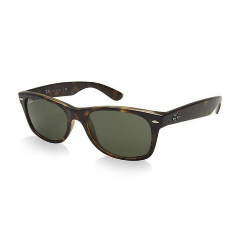 Square Wayfarer Sunglasses RB21329, ${color}