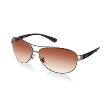 Active Lifestyle Aviator Sunglasses RB33860