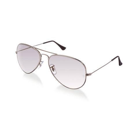 Icons Titanium Aviator Sunglasses RB80410, ${color}