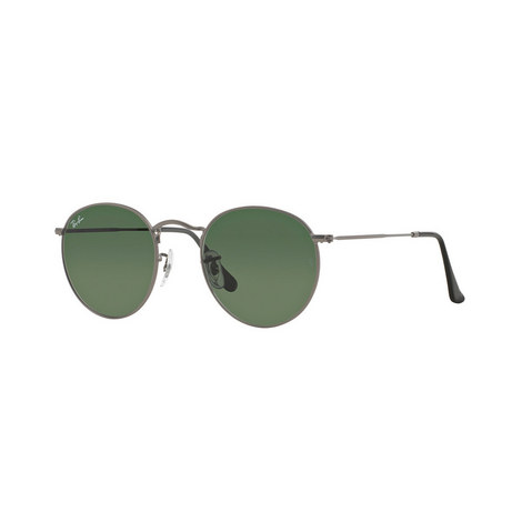 Round Retro Sunglasses RB3447, ${color}