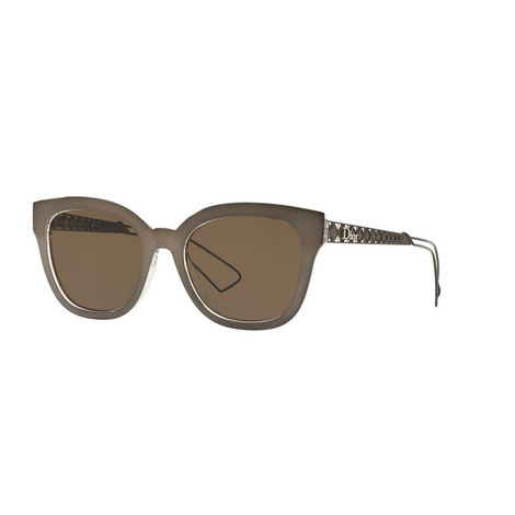 Cat Eye Diorama Sunglasses, ${color}