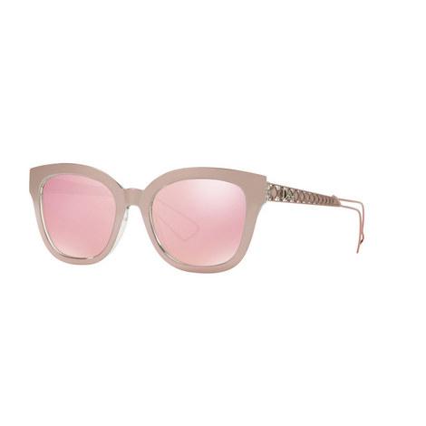 Cat Eye Diorama Sunglasses, ${color}