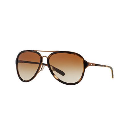 Kickback Aviator Sunglasses OO4102, ${color}