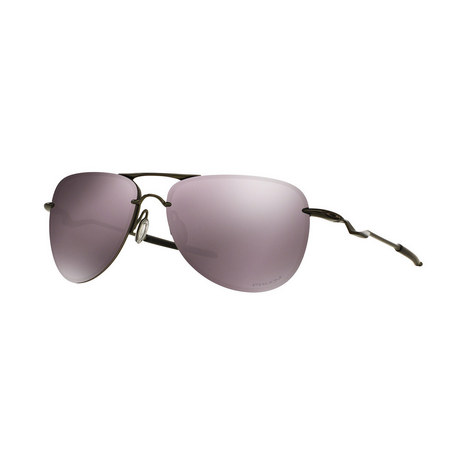 Tailspin Rimless Aviator Sunglasses OO4086, ${color}