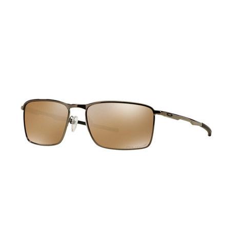 Conductor Rectangle Sunglasses OO4106 Polarised, ${color}