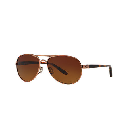 Tie Breaker Aviator Sunglasses OO4108, ${color}