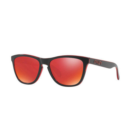 Frogskin Square Sunglasses OO9013, ${color}