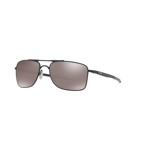 Gauge Rectangle Sunglasses OO4124, ${color}