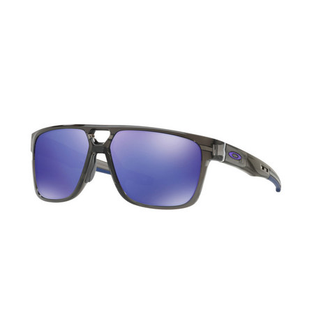 Crossrange Patch Rectangle Sunglasses, ${color}