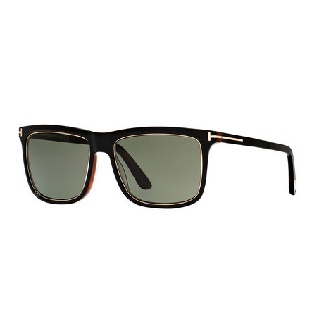 Karlie Rectangle Sunglasses FT0392, ${color}