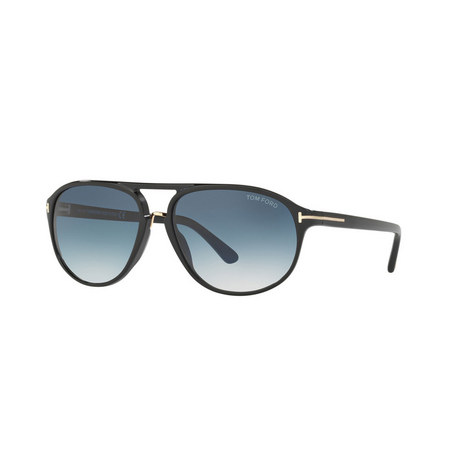 Jacob Aviator Sunglasses FT0447, ${color}