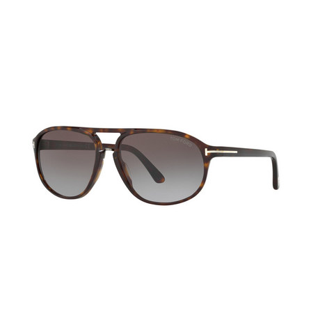 Jacob Aviator Sunglasses FT0447, ${color}