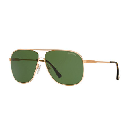 Dominic Aviator Sunglasses FT0451, ${color}