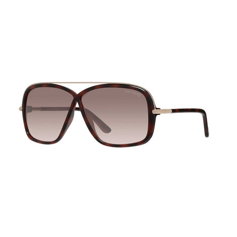 Brenda Square Sunglasses FT0455, ${color}