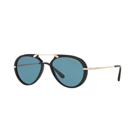 Aaron Aviator Sunglasses FT0473, ${color}