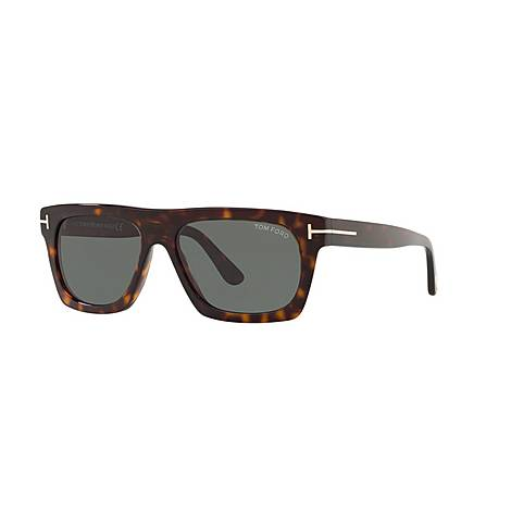 Aviator Metal Sunglasses, ${color}
