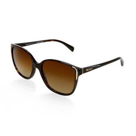 Havana Square Sunglasses PR 01OS, ${color}