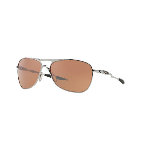 Chrome Aviator Sunglasses OO4060, ${color}