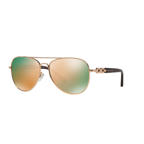 Fiji Aviator Sunglasses MK1004, ${color}