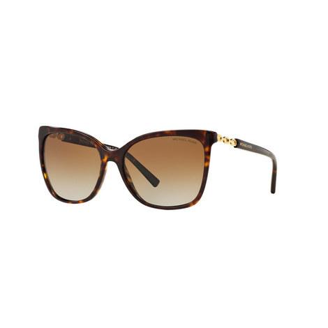 Square Sunglasses MK6029 Polarised, ${color}