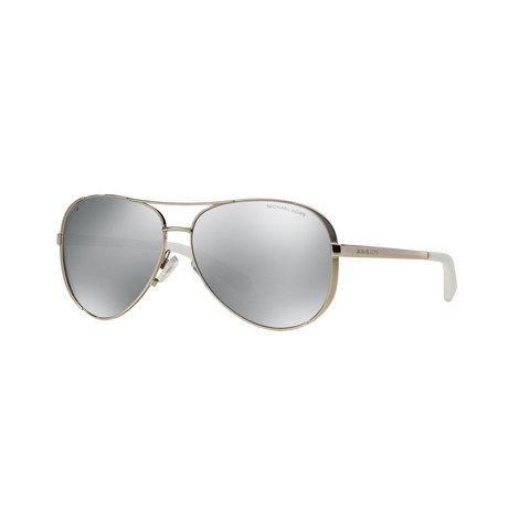 Chelsea Aviator Sunglasses MK5004, ${color}