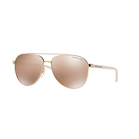 Hvar Aviator Sunglasses MK5007 Polarized, ${color}