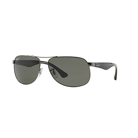 Aviator Sunglasses RB3502 Polarised, ${color}