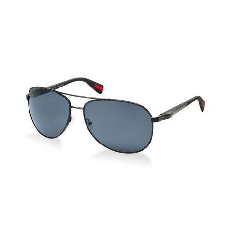 Liifestyle Aviator Sunglasses PS 51OS1B0, ${color}