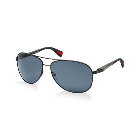 Liifestyle Aviator Sunglasses PS 51OS1B0, ${color}