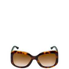 Timeless Elegance Square Sunglasses AR80025