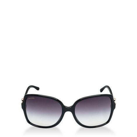 Flower Square Sunglasses BV8120B, ${color}