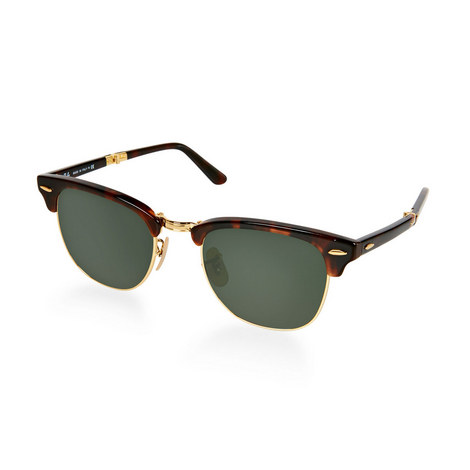Havana Clubmaster Sunglasses 0RB2176, ${color}