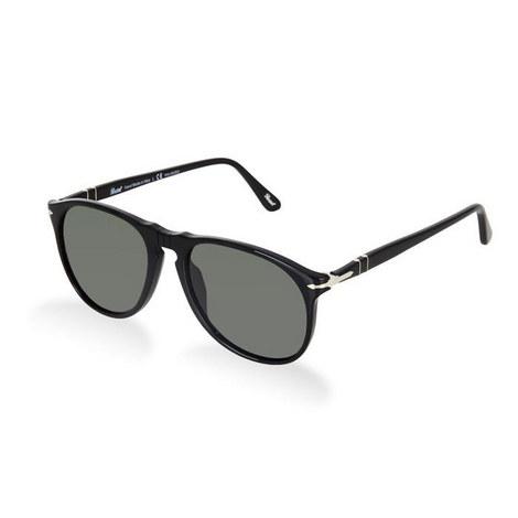 Icon Aviator Sunglasses PO9649S9 Polarised, ${color}
