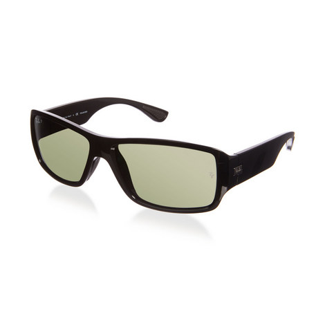 Active Lifestyle Rectangle Sunglasses RB41996 Polarised, ${color}