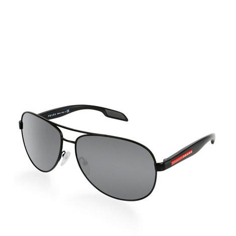 Demi Aviator Sunglasses PS 53PS, ${color}