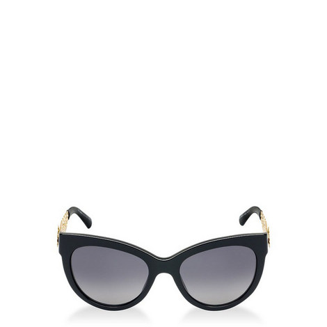 Catwalk Cat Eye Sunglasses DG42115, ${color}