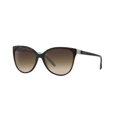 Cat Eye Sunglasses TF4089B, ${color}