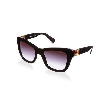 Absolute Luxury Square Sunglasses DG421450, ${color}
