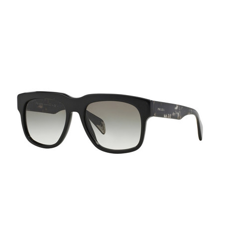Marbled Square Sunglasses PR 14QS, ${color}