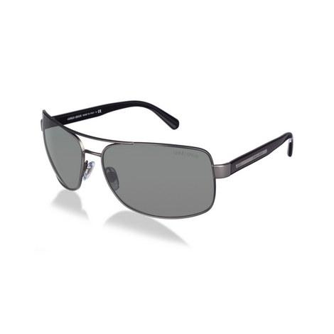 Timeless Elegance Aviator Sunglasses AR60113, ${color}